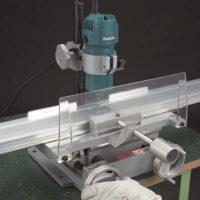 Fresadora para aluminio 6mm