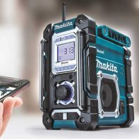 Radio de trabajo 7.2-18V Litio-ion Bluetooth
