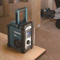 Radio de trabajo 7.2-18V Litio-ion CXT/LXT DAB/DAB