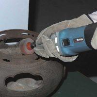 Amoladora recta 750W 6 - 8mm