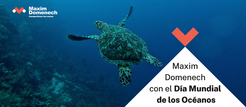 Portada Día Mundial de los Oceanos